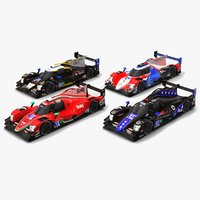 race car imsa season model