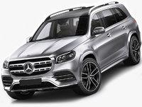 Mercedes GLS AMG-Line 2020