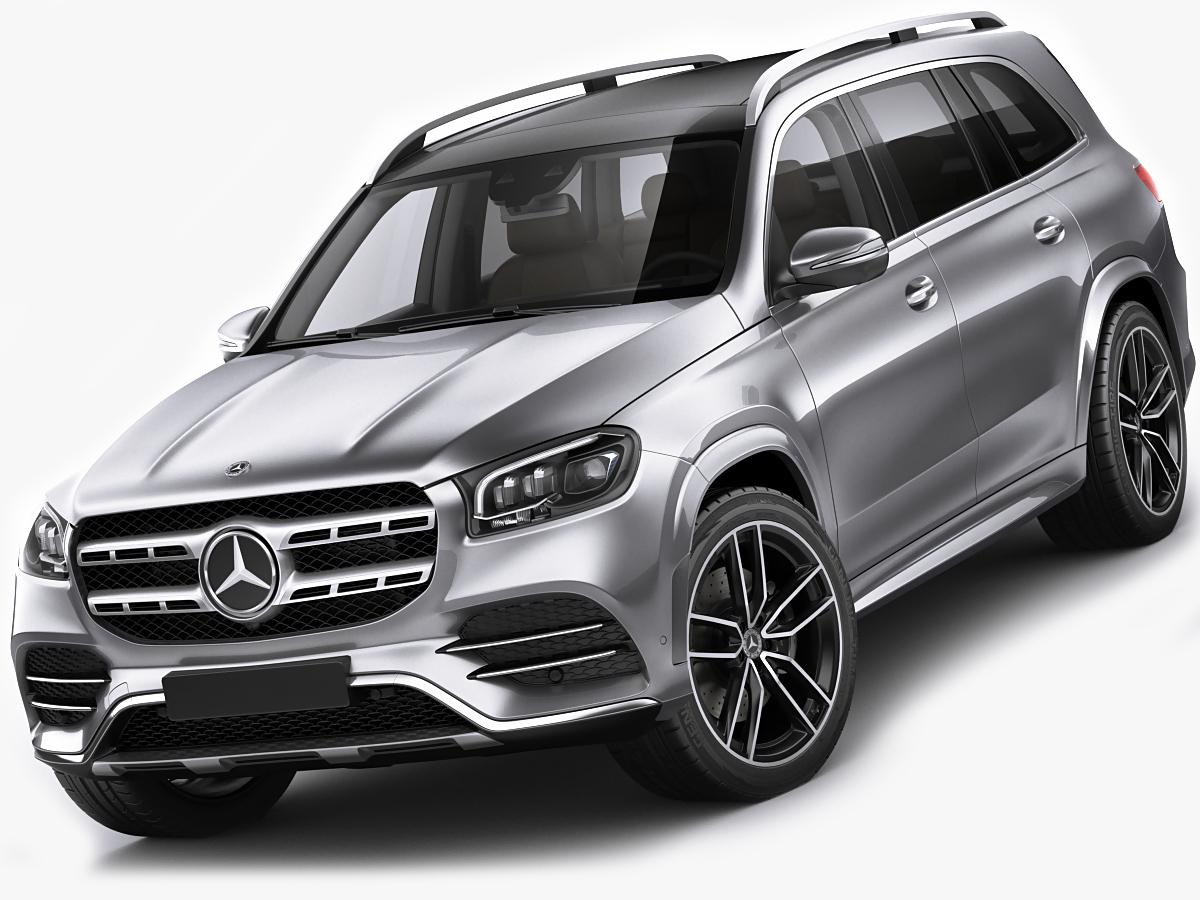 Mercedes Gls Amg >> Mercedes Gls Amg Line 2020