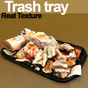trash 3D