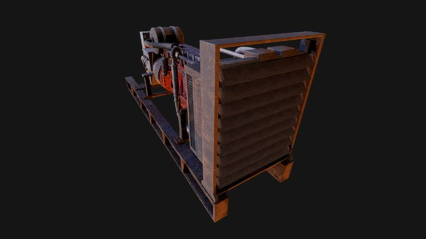 electric generator model