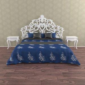 3D bed veneziane