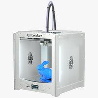 3D ultimaker 2 model