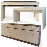 3D model jersey smania console table