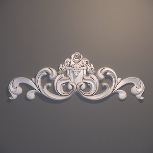 ornament: europlast 1 60 3D