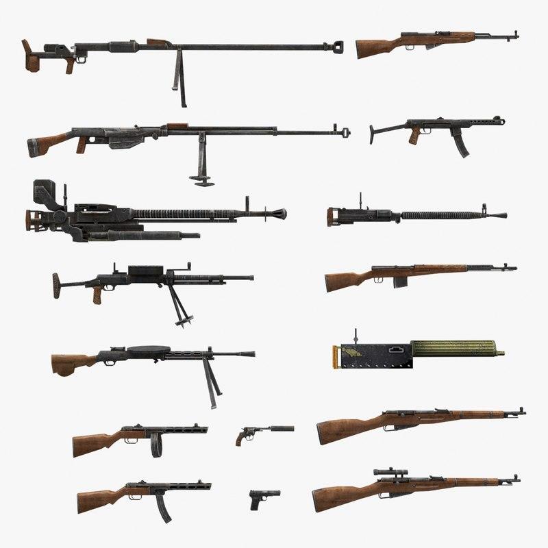 world war ii ussr model