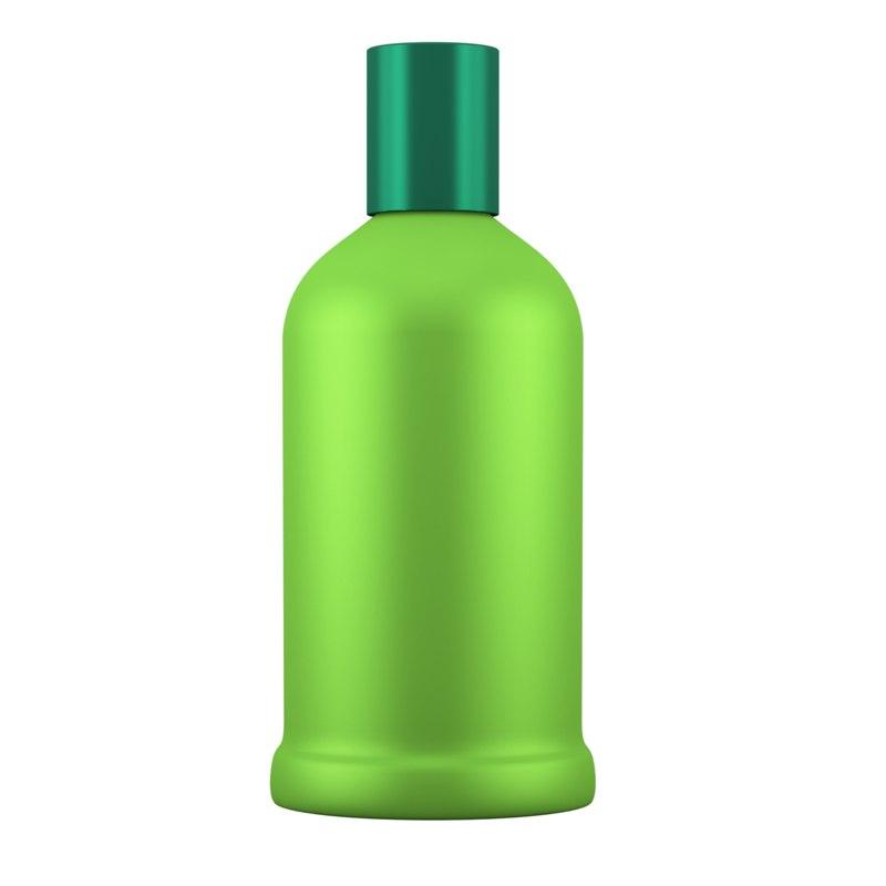 bottle green 3D model