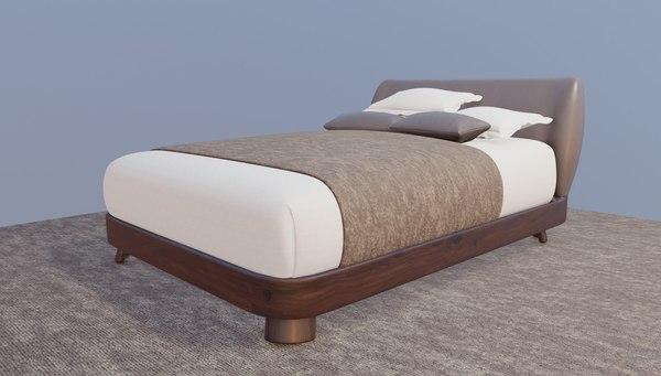 bed 3D