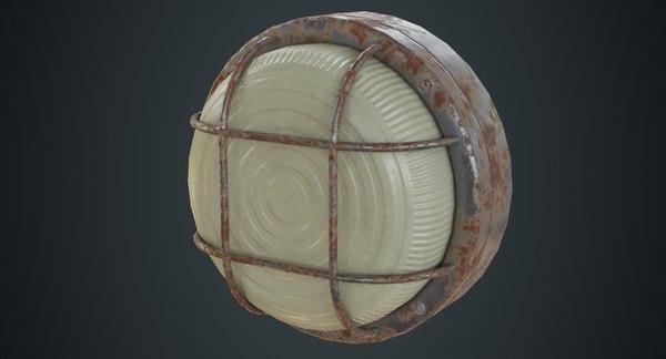 3D bulkhead light 2d