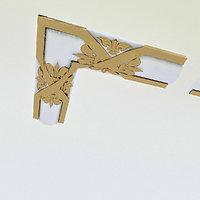 classic patterned lath 3D model