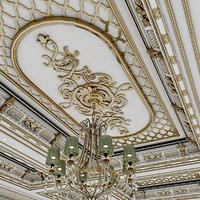 classic ceiling 3D model