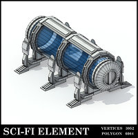 Scifi Element 6