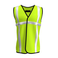 3D safety jacket model
