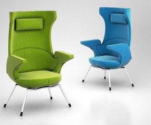 3D i-sit magnus olesen armchair