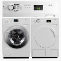 miele washing machine model