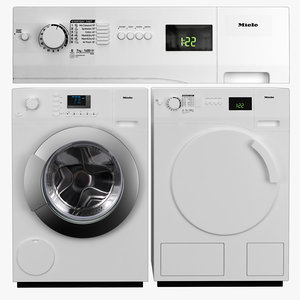 miele washing machine model