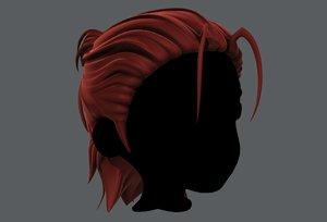 3D hair style boy v61