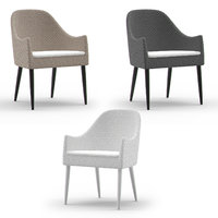 katachi armchair 3D