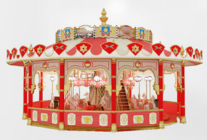 carousel funfair playground max