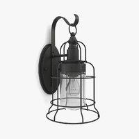 outdoor wall lantern 16 model