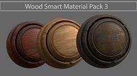 Wood Smart Material Pack 3