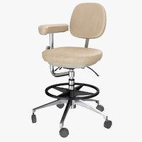 3D portable dental doctor chair