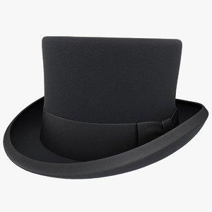 hat 02 3D model