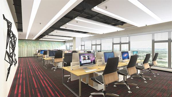 3D office games