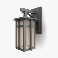 Outdoor wall lantern 15