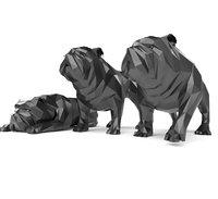 Bulldog LowPoly