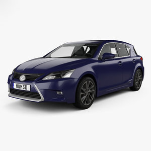 lexus ct hybrid model
