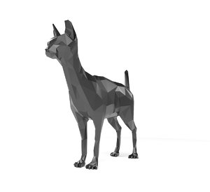 3D lowpoly animals