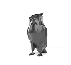 lowpoly animals model