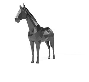 lowpoly animals 3D