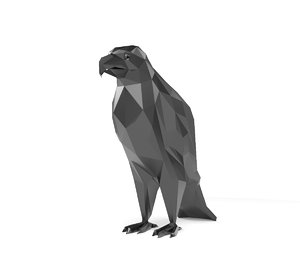 lowpoly animals 3D model