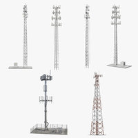 Cellular Towers Collection 2