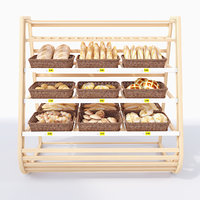 bread stand 3D
