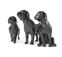 Puppies Dogs LowPoly