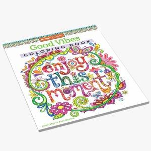 coloring book model