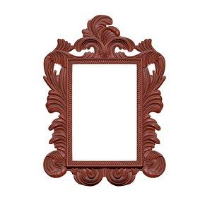 frame printing cnc 3D