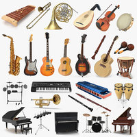 Musical Instruments Collection 5