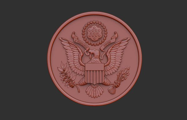 great seal 3D