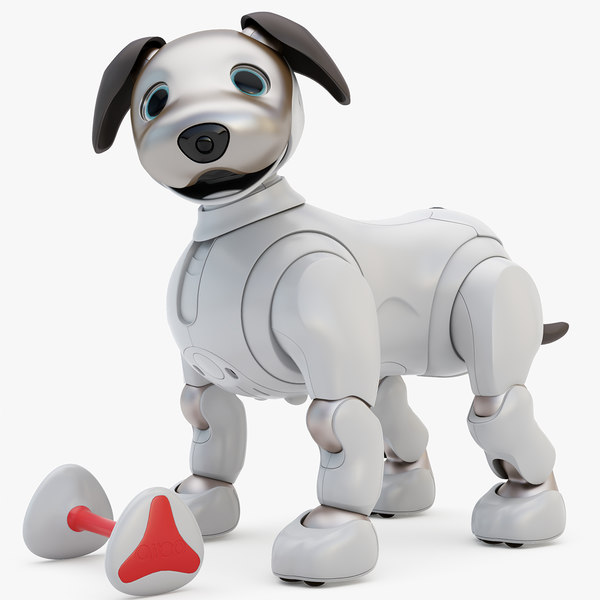 rigging sony aibo model