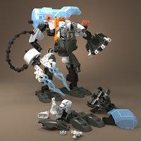 LEGO Stormer