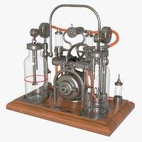 Antique Embalming Pump