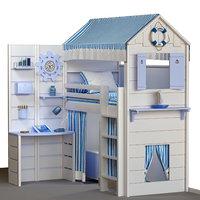 decor walls 3D model