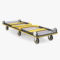 folded heavy duty platform model