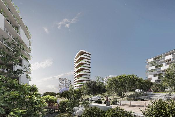 conceptual building model