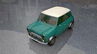 Mini Austin Morris Coupe Car 1969