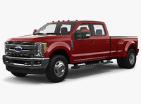 Ford Super Duty 2019 DRW